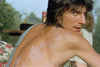 Ronnie Wood – South of France 1976
