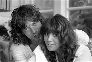 Mick Jagger & Linda Ronstadt – 1976