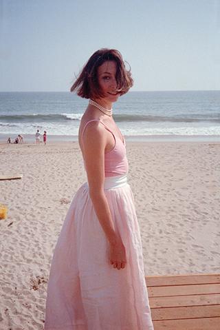 Anjelica Huston – Malibu 1983