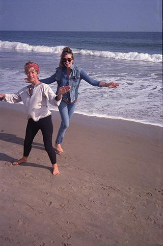 Helen and Carinthia – 1980