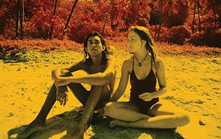 Ricky Fataar & Penelope Tree