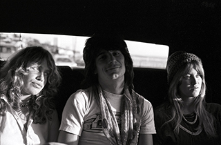 Ronnie and Carinthia – 1976
