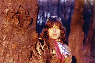 Mick Jagger – Holland Park 1976